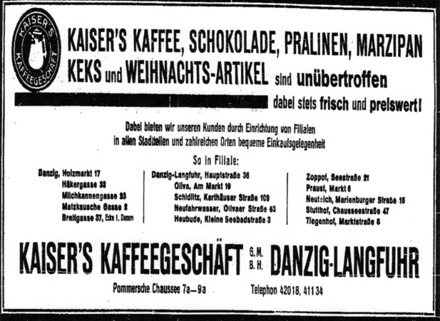 Name:  Kaisers Kaffeegeschäfte 1927.jpg Hits: 224 Größe:  89.2 KB