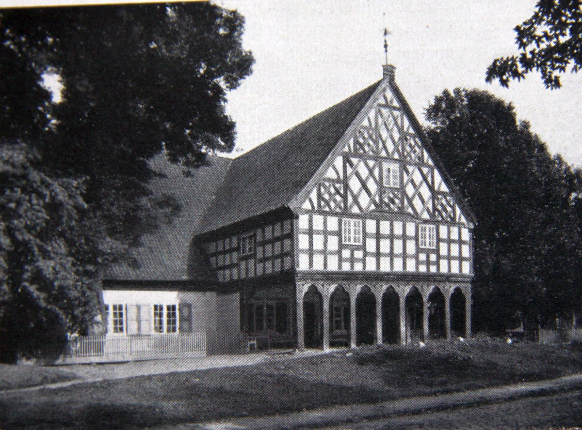 Name:  20140202 C23066 Klakendorf Vorlaubenhaus 1933.jpg Hits: 1693 Größe:  276.2 KB
