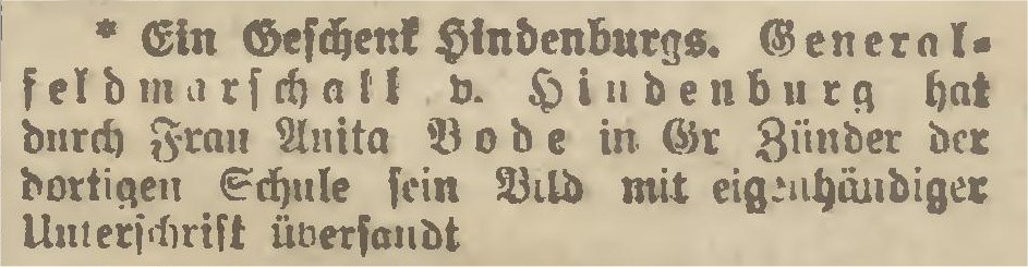 Name:  1922-02-06_Ein Geschenk Hindenburgs.jpg Hits: 193 Größe:  57.5 KB