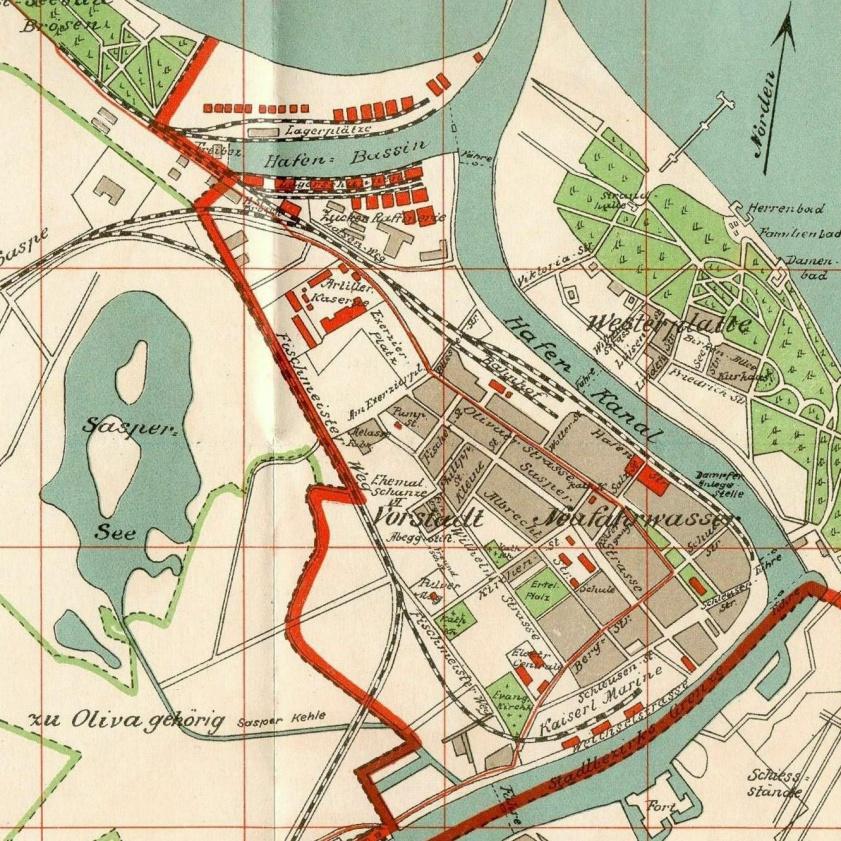 Name:  Danzig-Neufahrwasser, 1912.jpg Hits: 1128 Größe:  398.4 KB