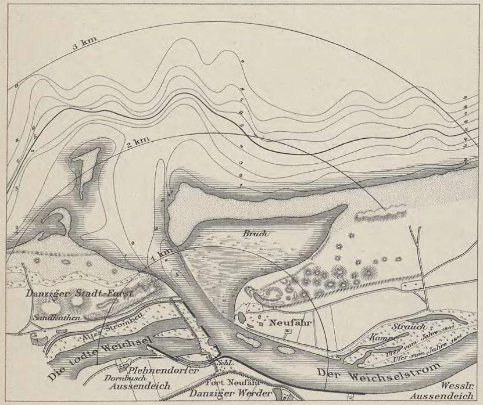Name:  Weichselmündung 1852.jpg Hits: 127 Größe:  155.2 KB