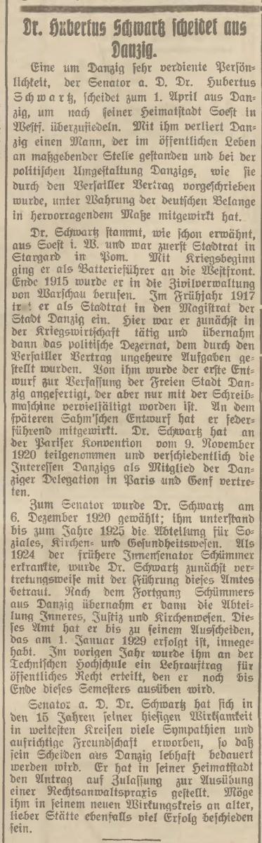 Name:  Danziger Allgemeine Zeitung, 1932-02-29 Nr 50, Dr. Hubertus Schwartz.jpg Hits: 211 Größe:  247.7 KB