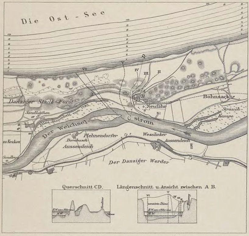 Name:  Weichselmündung 1840.jpg Hits: 130 Größe:  132.2 KB