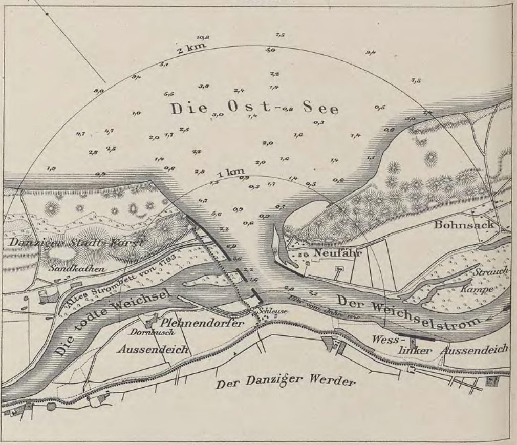Name:  Weichselmündung 1841.jpg Hits: 170 Größe:  153.7 KB