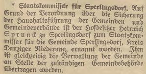 Name:  1933-08-03  Staatskommissar für Sperlingsdorf.jpg Hits: 1660 Größe:  15.0 KB