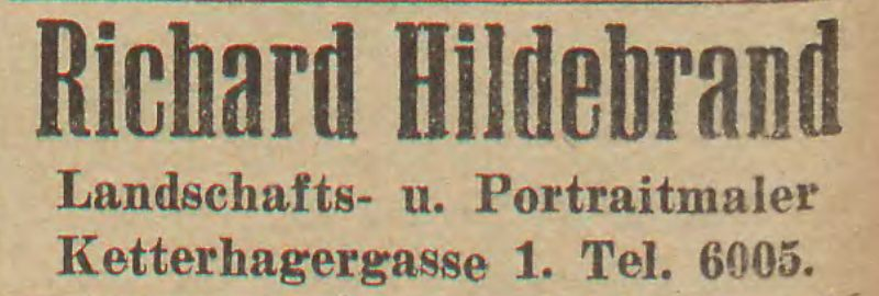 Name:  Richard Hildebrand - Anzeige 1924.jpg Hits: 152 Größe:  38.4 KB