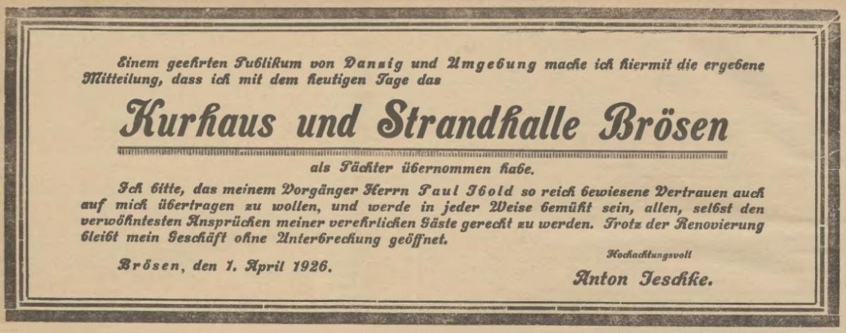 Name:  1926-04-01_Brösen - Neupacht von Kurhaus und Strandhalle.jpg Hits: 652 Größe:  180.2 KB