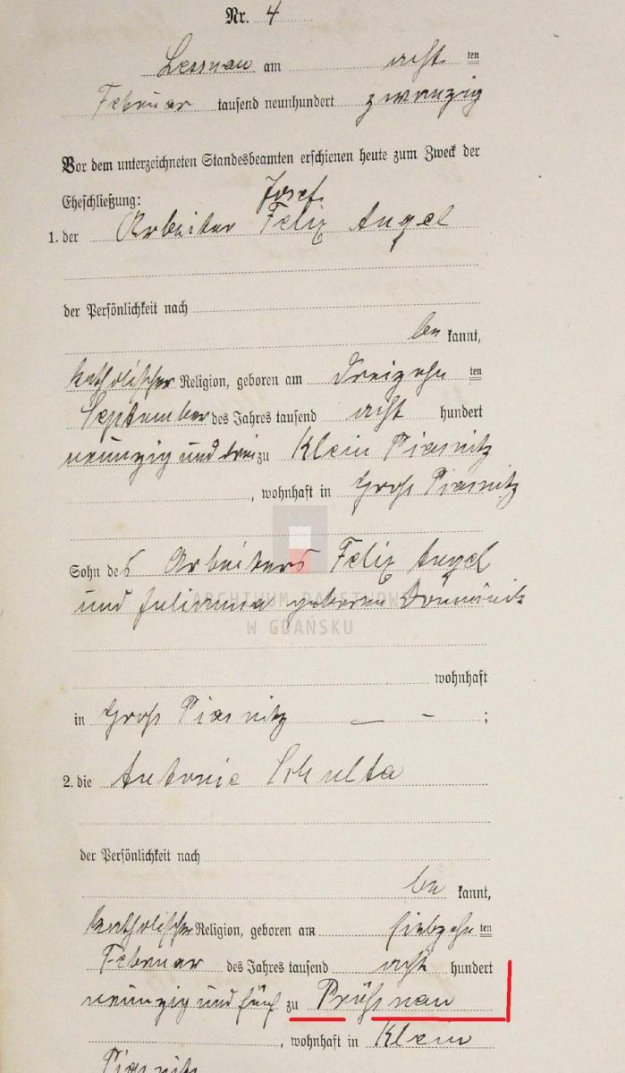Name:  Ausschnitt aus Heiratsurkunde Josef Felix Angel 18021920.jpg Hits: 142 Größe:  266.2 KB