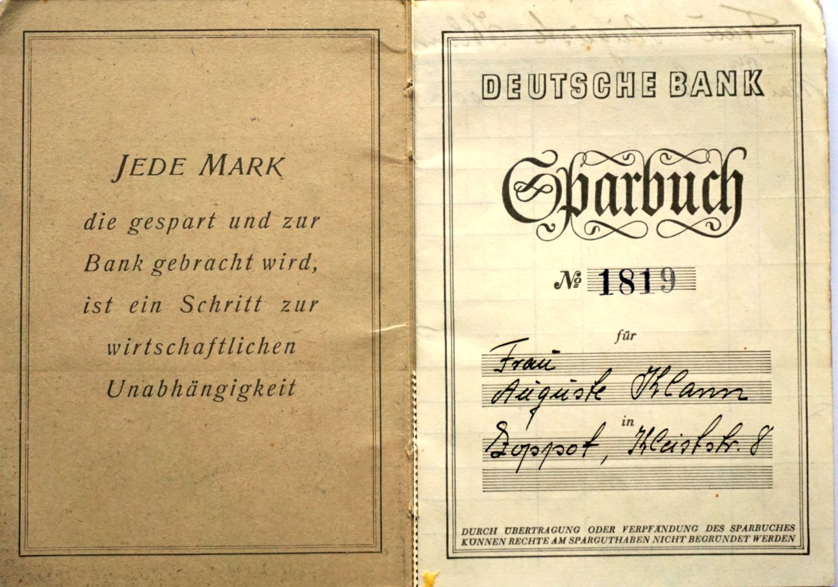 Name:  440518 SA612274-75 Zoppot Sparbuch Deutsche Bank.jpg Hits: 419 Größe:  202.6 KB