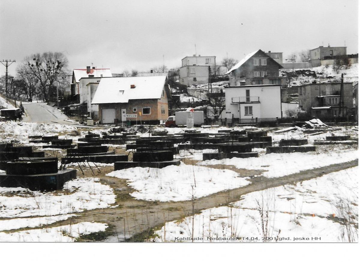 Name:  3) Kahlbude  Neubauten 14.04. 2001 ghd. jeske HH.jpg Hits: 129 Größe:  351.5 KB
